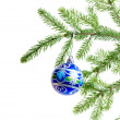 Christmas ornament — Foto Stock