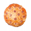 Tasty Italian pizza Pepperoni — Stock Photo