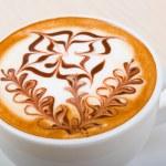 Chocolate cappuccino — Stock Photo #2923343