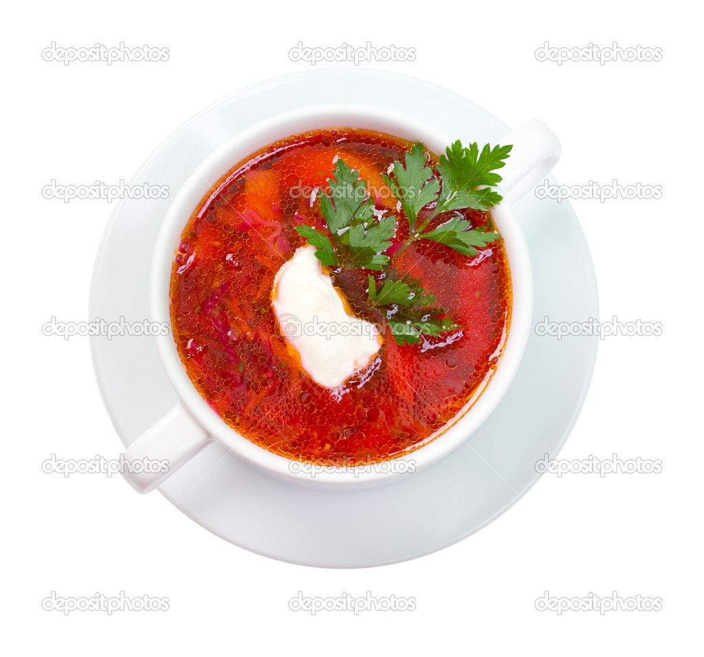 Ukrainian Red Borscht Soup Recipes — Dishmaps
