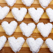 Royalty-Free Stock Photo: Cookies in the form of heart.