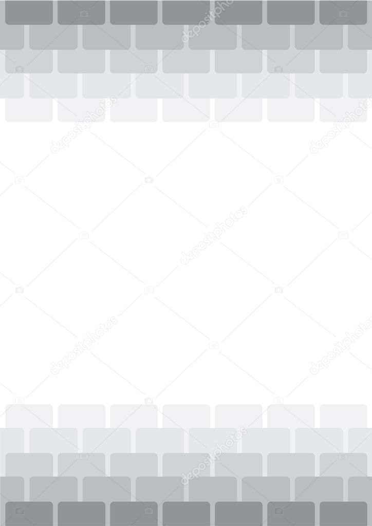 Abstract gray squares background for sample text — Stock Vector #2807150