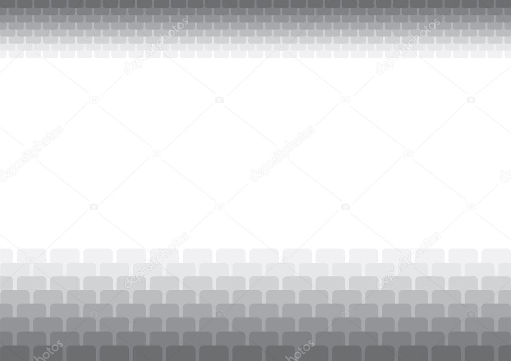 Abstract gray squares background for sample text  Stock Vector #2807165