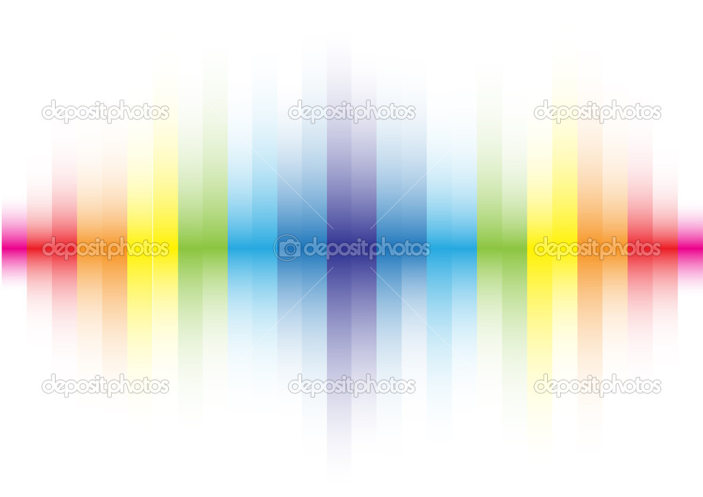 The beautiful gradient color line background  Stock Vector #3476772