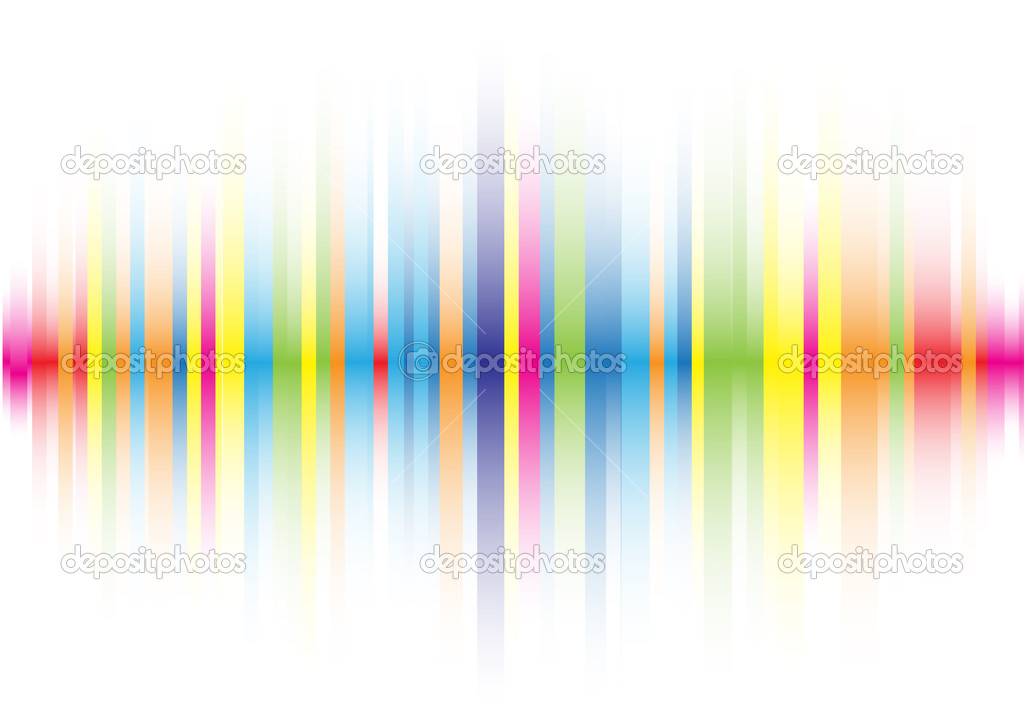 The beautiful gradient color line background — Vettoriali Stock  #3476773