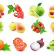 Vegetables and fruit — Stock Photo #3767599
