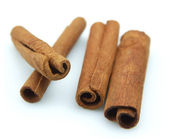 Cinnamon rods — Stock Photo