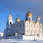 Uspenski-Kathedrale in vladimir — Stockfoto #2706266