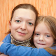 Mother with daughter — Stock Photo #2706467