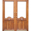 Vintage wooden door — Stock Photo #2708571