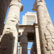 Columns of Karnak Temple at Luxor — Stock Photo #2718661