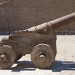 Old cannon in Al-Quseir — Stock Photo #2719176