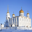 Stock Photo: Assumption cathedral at Vladimir
