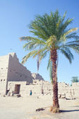 Karnak temple at Luxor, Egypt. — Stock Photo