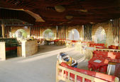 Arabic sheesha house — Stock Photo