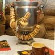 Stock Photo: Traditional russisamovar