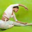female dancer — Stock Photo