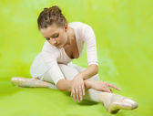 Ballerina — Foto Stock