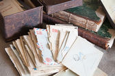 Vintage correspondence — Stock Photo