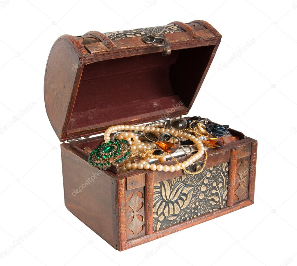 Lote Wood: Free treasure chest toy box plans
