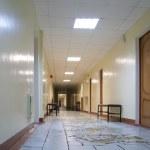 Hospital corridor — Stock Photo #2734607