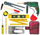 Set di strumenti di lavoro — Foto Stock