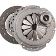 Automobile engine clutch — Stock Photo