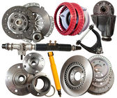 Automotive parts — Stock Photo