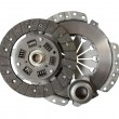 Car engine clutch - Stock Photo