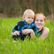 Mother with her son o — Stock Photo #3576626