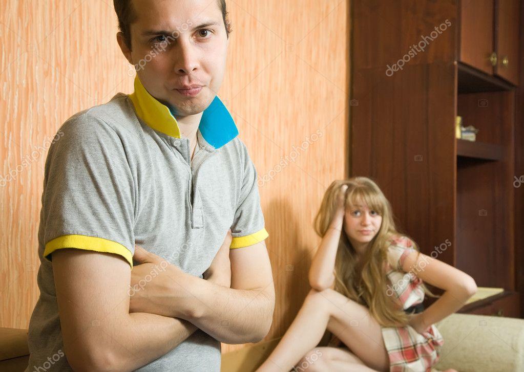 http://static4.depositphotos.com/1000572/357/i/950/depositphotos_3575597-Quarrel.jpg