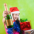 New Year's Eve party — Stock Photo #3581412