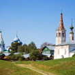 Suzdal in summer. Russia — Stock Photo