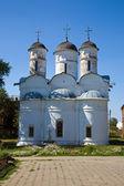 Tempio di rizopolozhenskiy a suzdal — Foto Stock