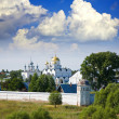 Monastery in Suzdal — Stock Photo