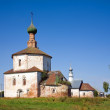 Churches at Suzdal — Stock Photo