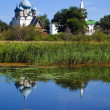 Stock Photo: Rozhdestvenskiy temple in Suzdal