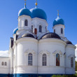 Temple in Bogolyubovo - Stock Photo