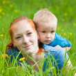 mother and son — Stock Photo #3827951