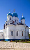 Temple in Bogolyubovo — Stock Photo