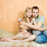 Couple in love — Stock Photo #3833210