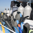 Diving equipment — Stock Photo #3834264