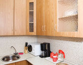 Kitchen interior — Foto de Stock