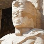 Statue in Karnak temple, Luxor, Egypt — Stock Photo #4099235