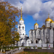 Assumption cathedral at Vladimir in autumn — Stock Photo #4101006