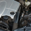 Stockfoto: Engine of modern vehicle
