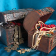Stock Photo: Treasure chests
