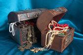 Treasure chests — Stock Photo