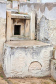 Tarxien temples. Built in 3000 B.C. — Stock Photo