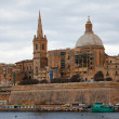 View of Valletta, Malta — Stock Photo #4618719